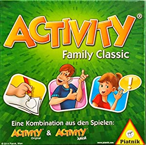 Piatnik 605079 Activity Family Classic