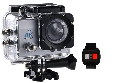 Action Camera Subacquea : Action cam k full hd batteria da mah wifi mp subacquea