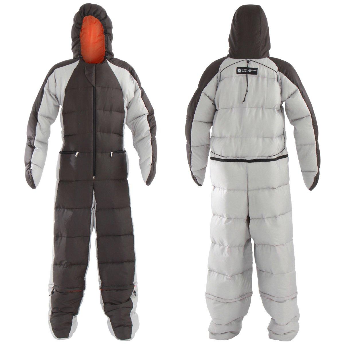 DOPPELGANGER(ドッペルギャンガー) アウトドア ヒューマノイドスリーピングバッグ 人型寝袋 ver.6.0 DS-27B Zack