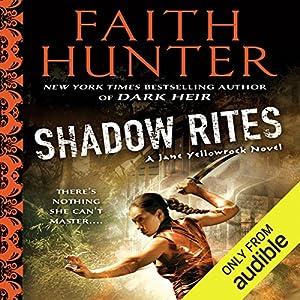 Shadow Rites Hörbuch