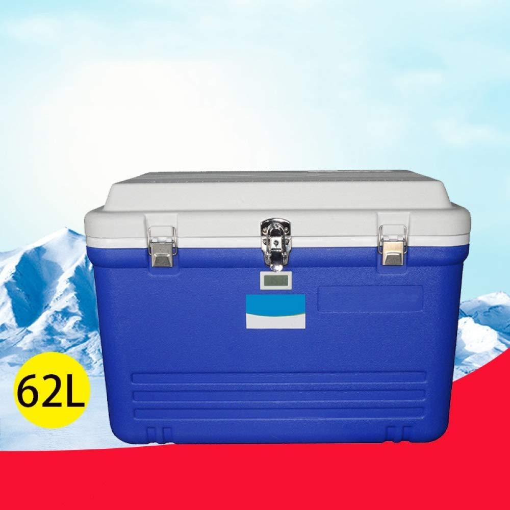 Ambiguity Kühlboxen,62L Takeaway Isolation Box Kühlkette Transport Meeresfrüchte Kühlschrank