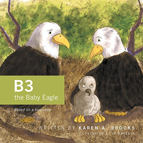 B3 the Baby Eagle: Based on a True Story (Eagles Bald Two)