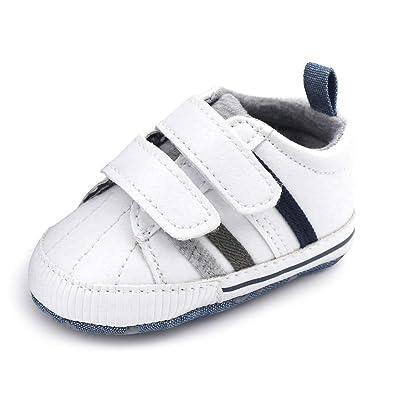 Amazon.com: Bebé Walker zapatos para niños niñas bebé ...