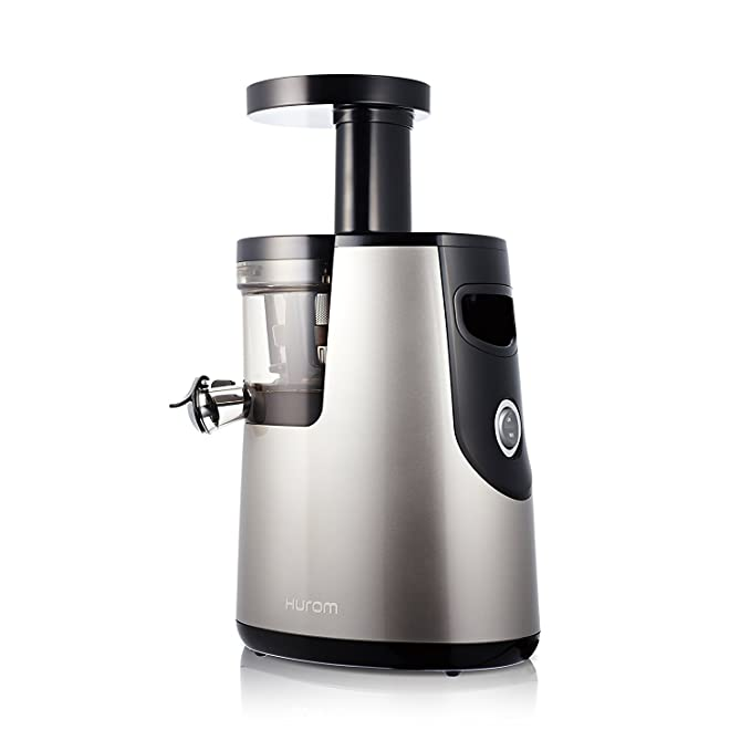 Hurom Slow Juicer, Extractor De Jugos, 2a Generación, Hurom HH Series Juicer, Leading SST Technology (Gris): Amazon.es: Hogar
