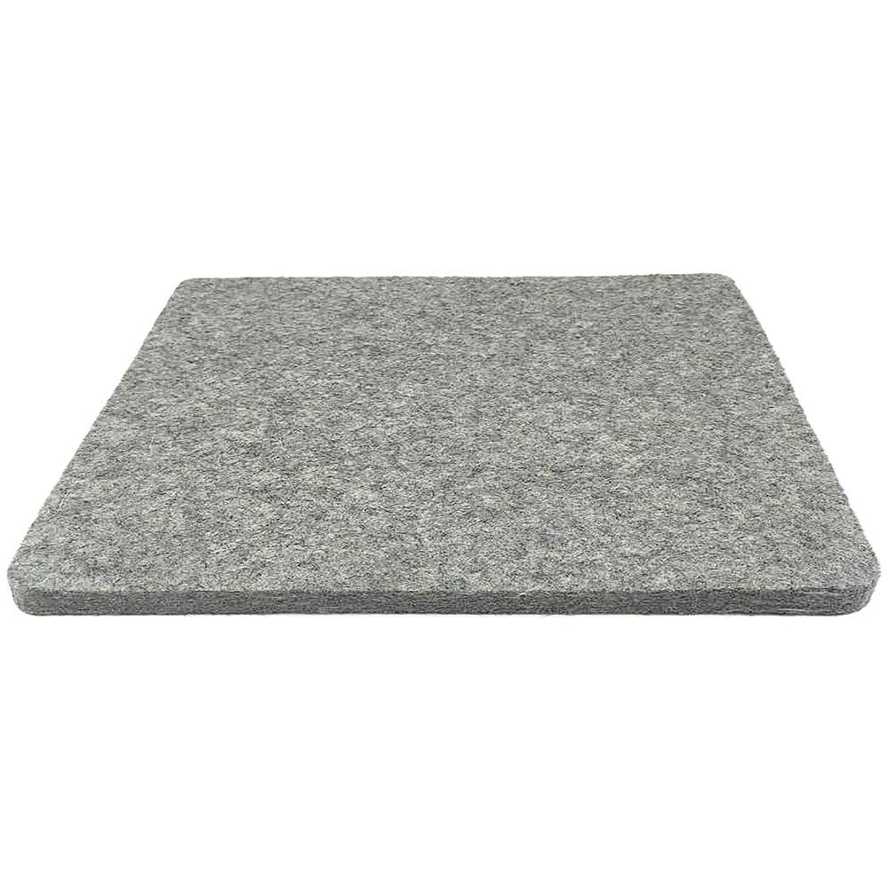 10 x 10 x /½ Inch Thick Wool Pressing Mat for Quilting OeyeO Wool Ironing Pad 100/% New Zealand Wool Ironing Board