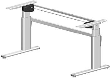 Piètement De Table / Armature De Table / Châssis De Bureau Ergo Version 2,  électriquement