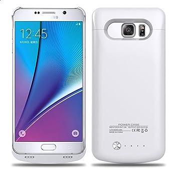 Vanda® Carcasa Funda Con Bateria integrada Samsung Galaxy ...