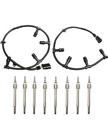 Amazon.com: Glow Plug Kits - Fuel System: Automotive on glow plug spark plug, glow plug controller, glow plug fuse, glow plug engines starting, 7.3 idi wiring harness, glow plug ignition switch, glow spark plug wires,
