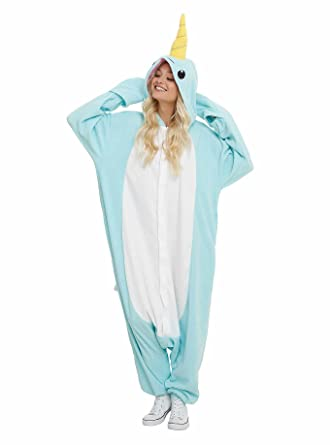 Amazon narwhal kigurumi all ages costumes clothing image unavailable solutioingenieria Image collections