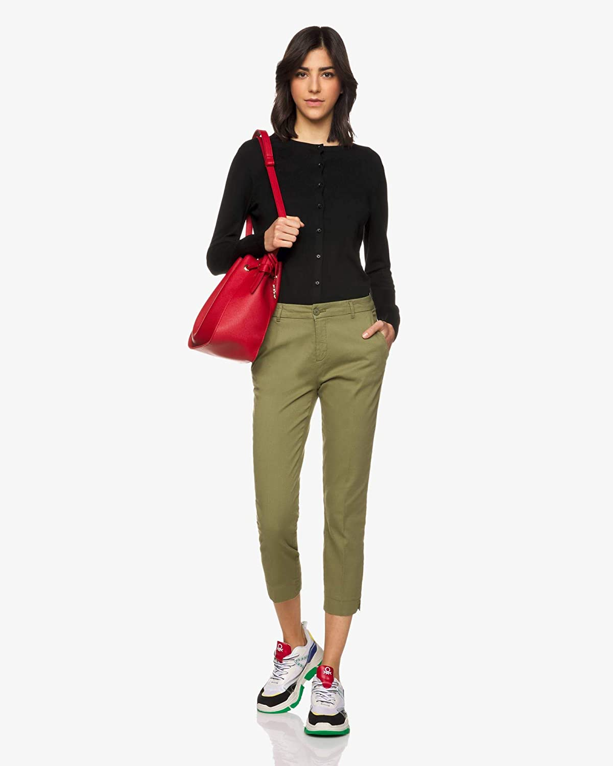 United Colors of Benetton Pantaloni Donna