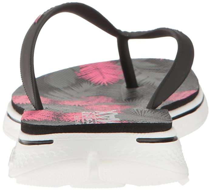 932d7f1b4219 Skechers Women s H2 GOGA-Lagoon Flip Flops  Amazon.co.uk  Shoes   Bags