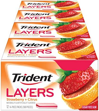 Gum: Trident Layers