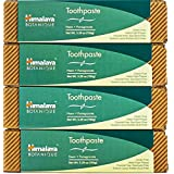 Botanique by Himalaya Neem & Pomegranate Toothpaste (Pack of 4)
