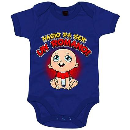 Body bebé nacido para ser Romano Nástic Tarragona fútbol ...