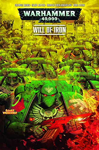Download PDF Warhammer 40,000 - Will of Iron #2