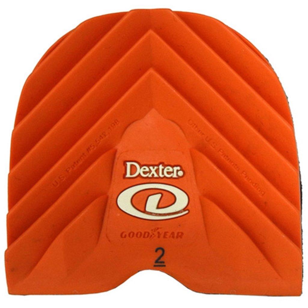 Dexter Orange Ultra Brakz Horseshoe Heel H1- Large