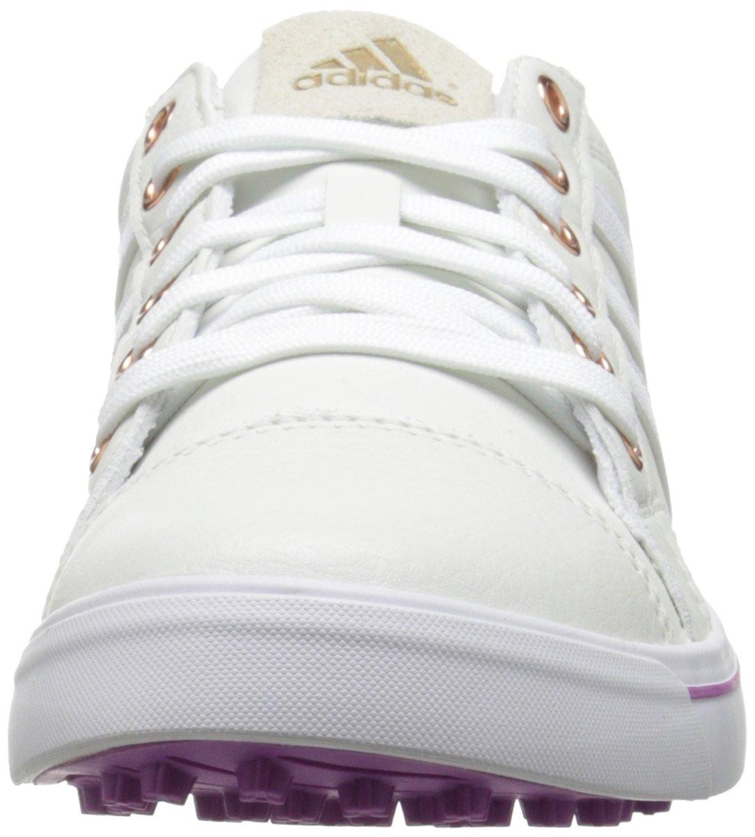 best service 64fe9 bcbdf Zapatillas de golf adidas W Adicross IV para mujer Tour Blanco  Blanco Ftw
