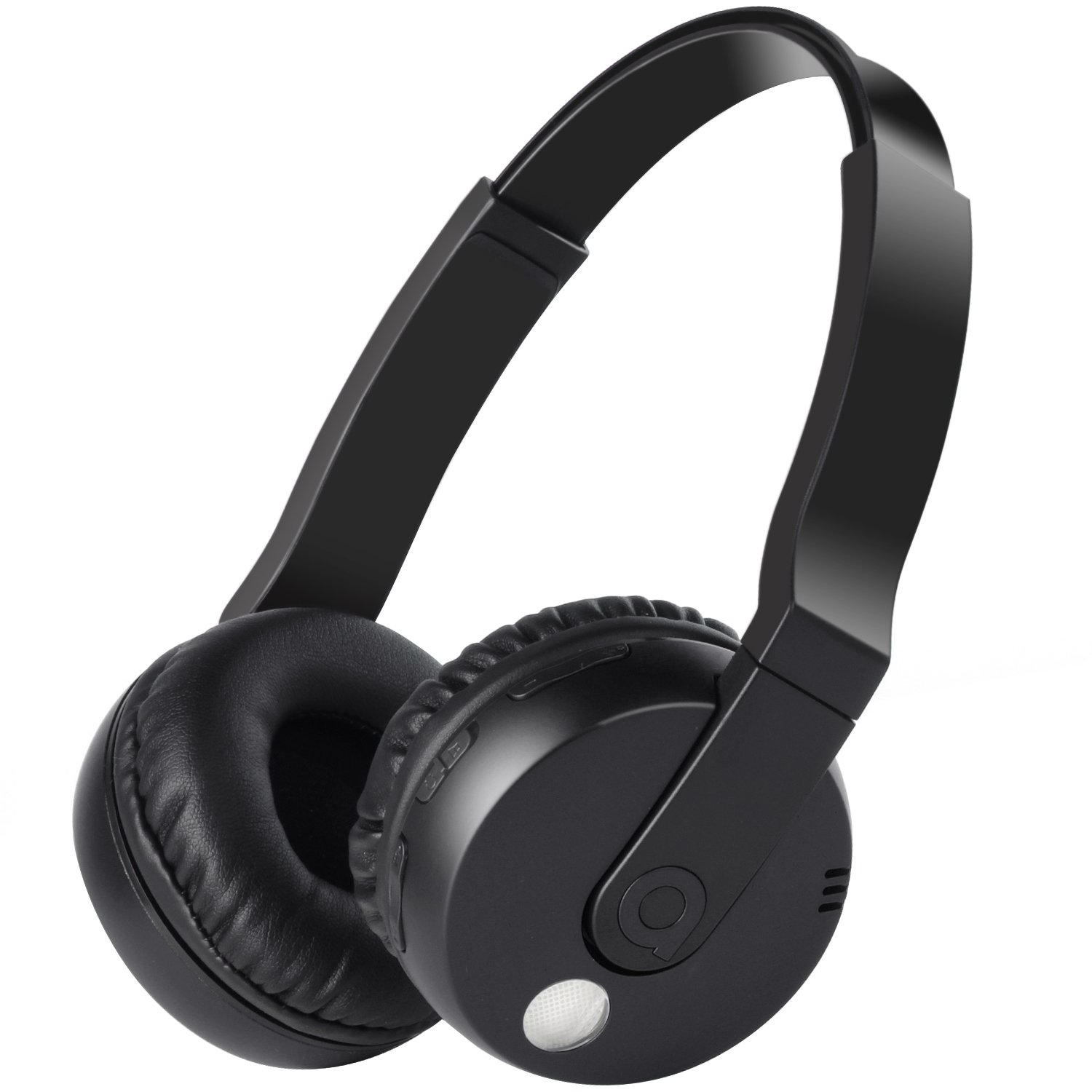 Bluetooth Wireless Headset Over Ear: Bluetooth Headset Over Ear Bluetooth Wireless Stereo Headphones With Mic Speaker