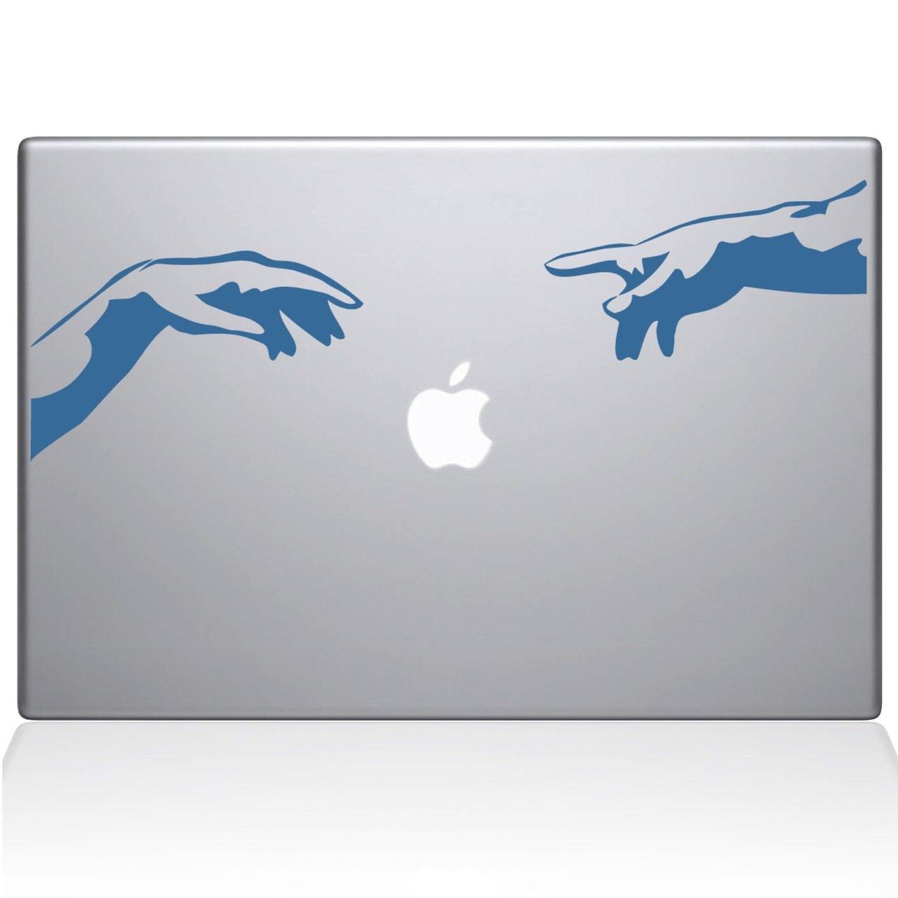 【着後レビューで 送料無料】 Creation of Creation Apple Macbookデカール、Die Cut Decal Vinyl B07239MYTB Decal for Windows車、トラック、ツールボックス、ノートパソコン、ほぼすべてmacbook-ハード、滑らかな表面 グレイ Titans-Unique-Design-118849-Light-Blue ライトブルー B07239MYTB, YAMAGOいもの花:7030caad --- kickit.co.ke