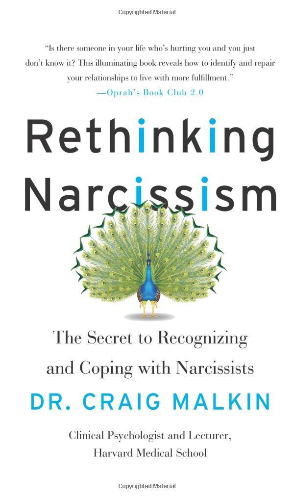 Rethinking Narcissism Secret Recognizing Narcissists product image