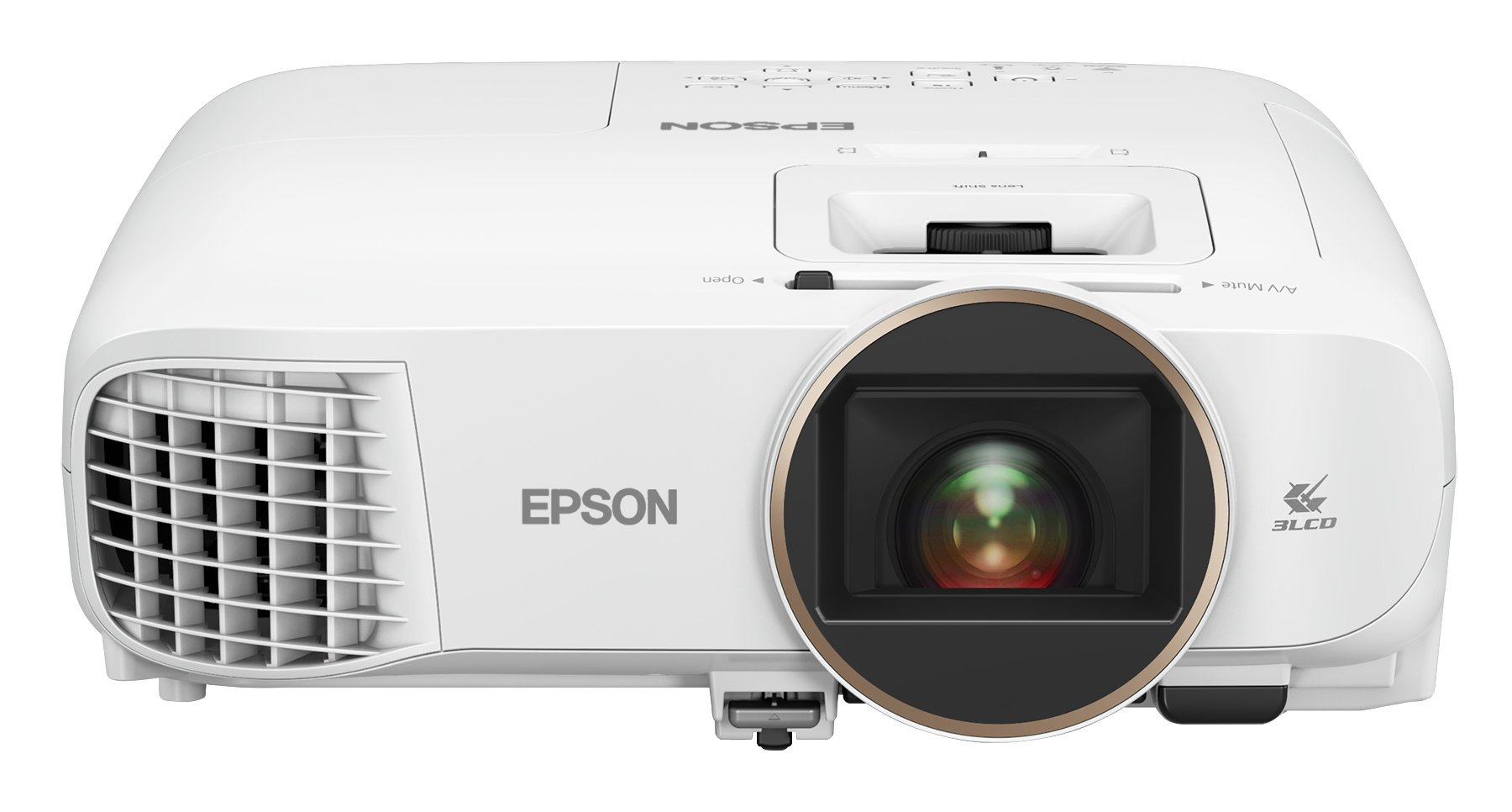 Epson Home Cinema 2150, Wireless, Full HD, 1080p, 2,500 lumens color brightness (color light output), 2,500 lumens white brightness (white light output), 2x HDMI (1 MHL), Miracast, 3LCD projector by Epson (Image #3)