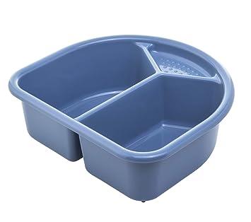 Blau Ab 0 Monate Tipp-Deckel Rotho Babydesign TOP Windeleimer 11l 20002 0287 Cool Blue