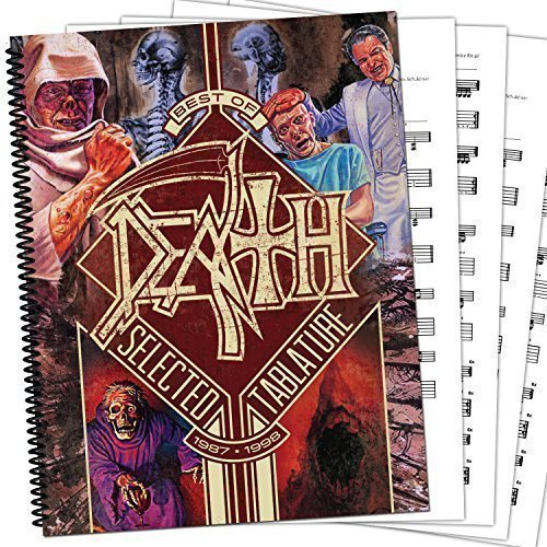 Death - Best of Death: Selected Tablature...