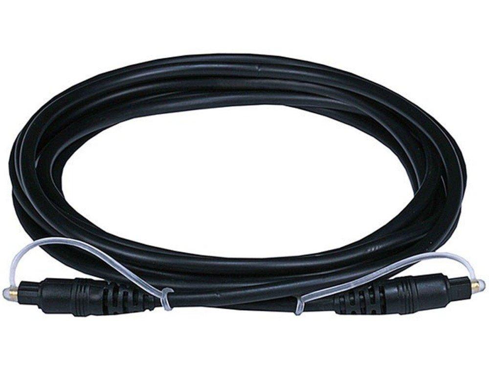 Toslink C/&E CNE452734 S//PDIF Digital Optical Audio Cable 10 feet