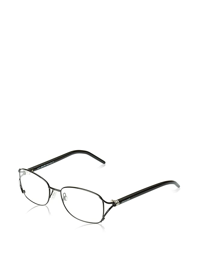 03943244adb Roberto Cavalli Eyeglasses Rc619 Bocca De Leone 001 Size 54 Black Palladium  619  Amazon.co.uk  Clothing