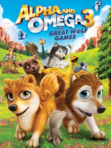 Alpha and Omega 3: The Great Wolf Games (2014) (Movie)
