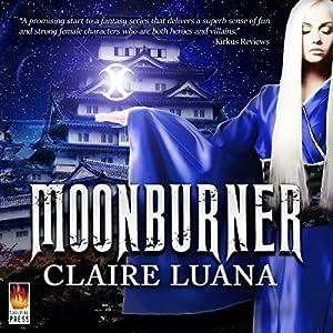Moonburner Audiobook