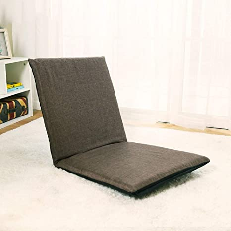 Amazon.com: KJRJSF silla de piso de espuma viscoelástica ...