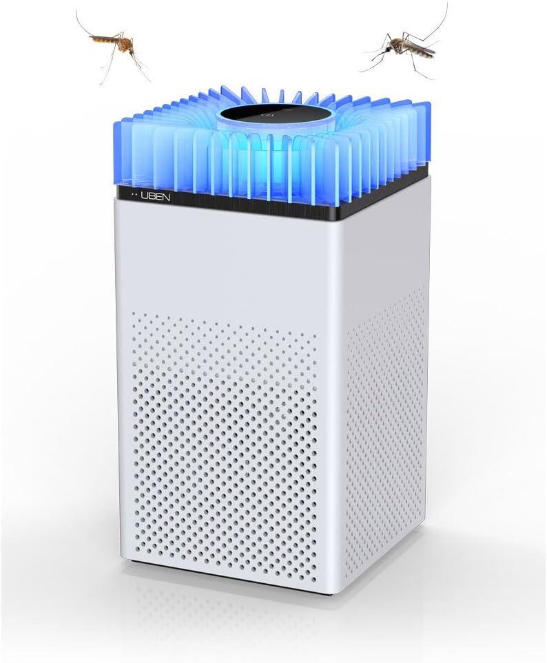 Super Efectivo Aspirador de Insectos La luz UV atrae a los ...