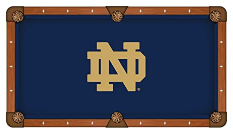 Notre Dame (ND) Pool Table Cloth