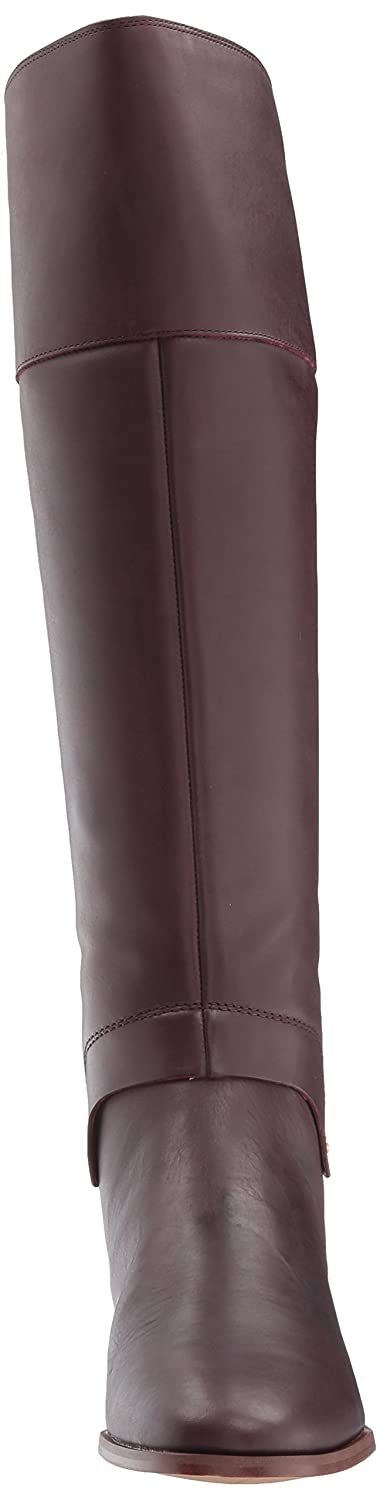 Franco Sarto Women's B(M) Roxanna Knee High Boot B072F2BB5T 7 B(M) Women's US|Dark Burgundy e6c89b