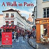 A Walk in Paris 2022 Wall Calendar