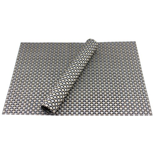 Placemats Heat resistant Placemats PVC Placemats Woven  : 61372B48LNML from www.desertcart.ae size 500 x 500 jpeg 67kB