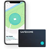 Safedome Classic Bluetooth Tracker Card. Fits any wallet, purse or bag. The thinnest Bluetooth Card in the world