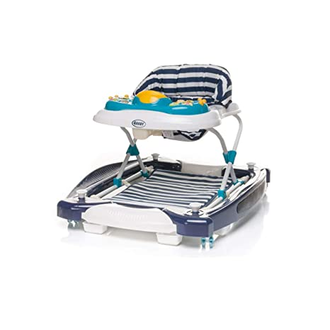 Andador evolutivo Swing Go en color azul: Amazon.es: Bebé