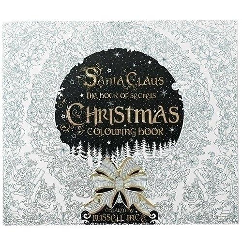 (Santa Clause: The Book of Secrets Colouring Book)