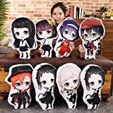 Raleighsee Bungo Stray Dogs Anime Pillow Creative