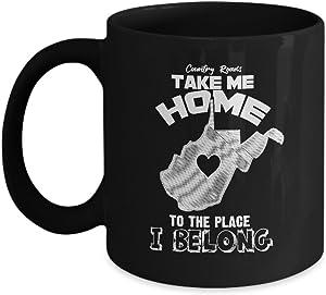 West Virginia Coffee Mug-