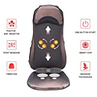 ROTAI Shiatsu Back Neck Massager Seat Cushion Deals