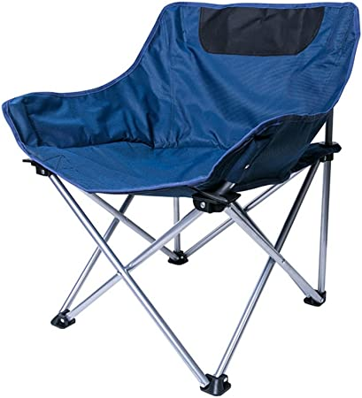 Lightweight Folding Camping Fishing Chair Garden Lawn Patio Seat BBQ Outdoor
