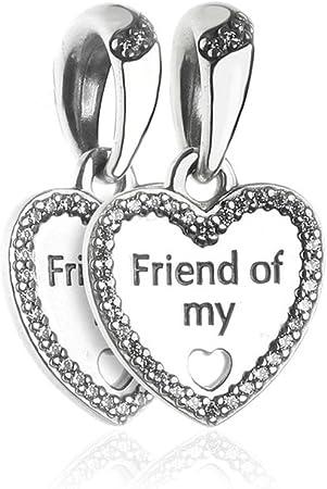 pandora ciondoli bracciale amicizia