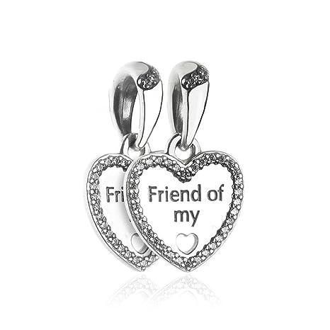 pandora ciondolo amicizia originale