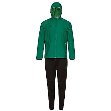 adidas Condivo 16 - Sport Chándal, Color grün/Dunkelbraun, tamaño ...