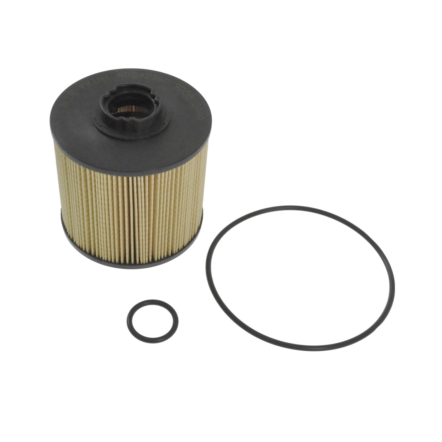 Blue Print ADC42360 fuel filter with seal rings - Pack of 1 Automotive Distributors Limited