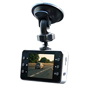 Armor All ADC2-1003-BLK Universal HD Dashboard Camera (Black)