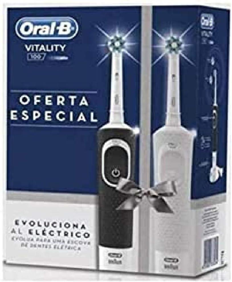 Oral-B Oral-B Cep Elect Vitality Duplo 100 g: Amazon.es: Salud y cuidado personal